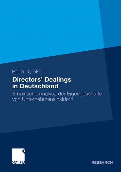 Directors' Dealings in Deutschland