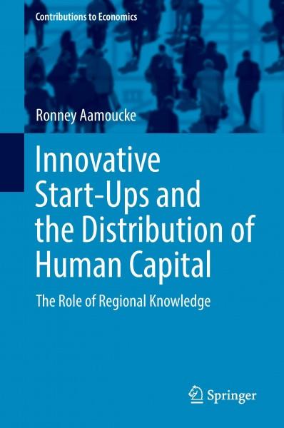 Innovative Start-Ups and the Distribution of Human Capital