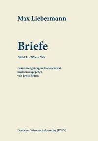 Max: Liebermann: Briefe 01