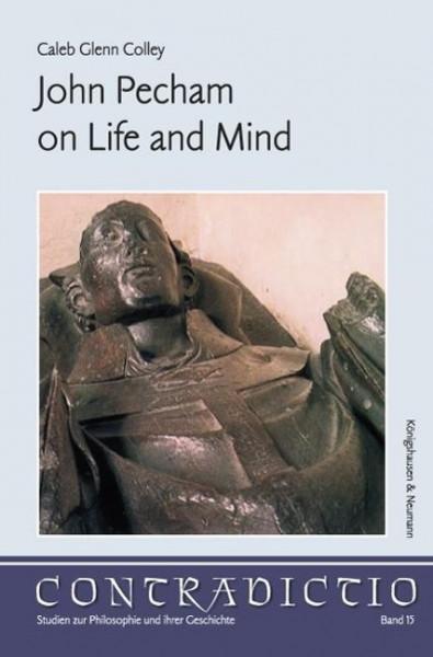 John Pecham on life and mind