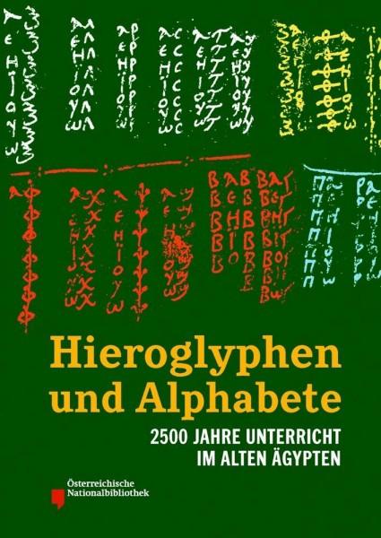 Hieroglyphen und Alphabete