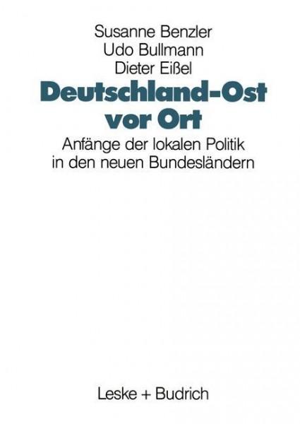 Deutschland-Ost vor Ort