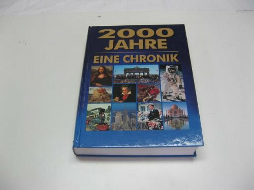 2000 Jahre. Eine Chronik