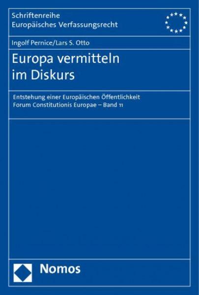 Europa vermitteln im Diskurs