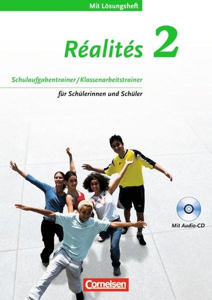 Réalités 2. Schulaufgabentrainer. Arbeitsheft. Realschule Bayern