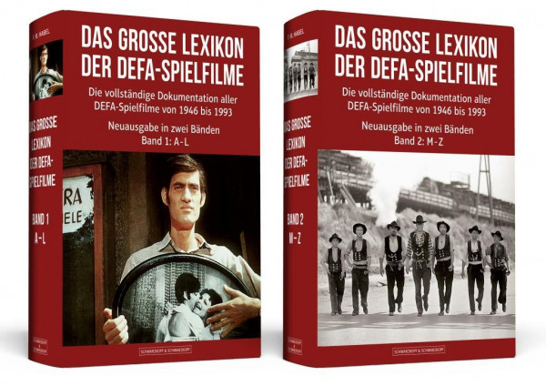 Das große Lexikon der DEFA-Spielfilme