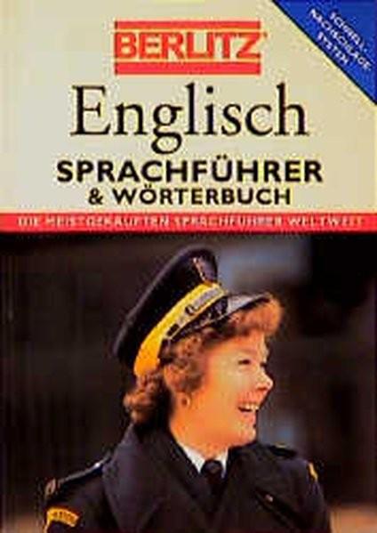 Berlitz English for German Speakers (Berlitz Phrasebooks)