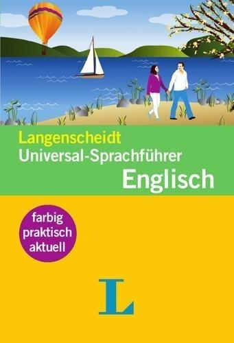 Langenscheidt Universal-Sprachführer Englisch