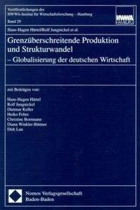 Grenzüberschreitende Produktion und Strukturwandel