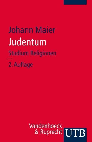 Judentum (Studium Religionen, Band 2886)