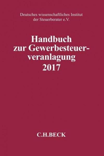 Handbuch zur Gewerbesteuerveranlagung 2017
