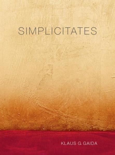 Klaus G. Gaida - Simplicitatis