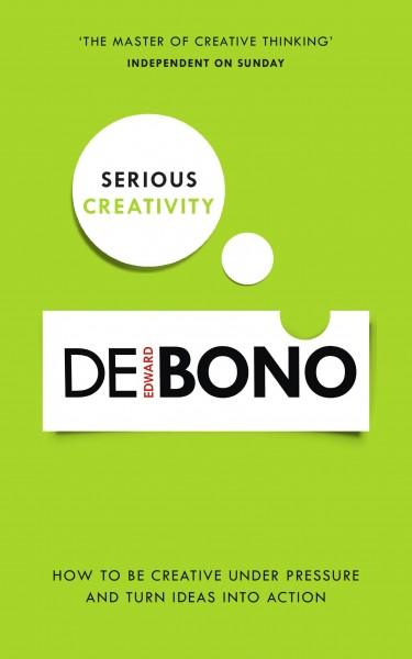 Serious Creativity