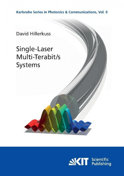 Single-Laser Multi-Terabit/s Systems