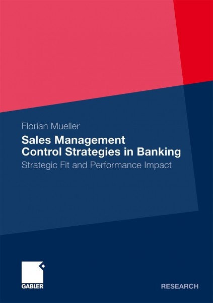 Sales Management Control Strategies in Banking