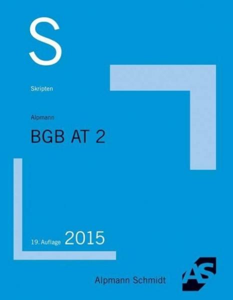 Skript BGB AT 2