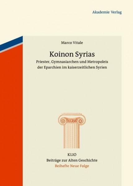 Koinon Syrias