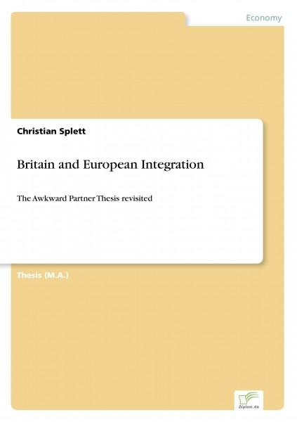 Britain and European Integration