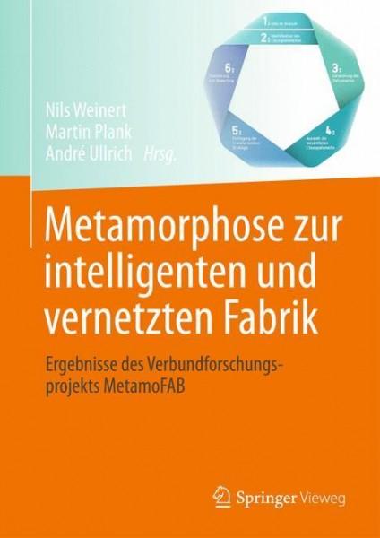 Metamorphose zur intelligenten und vernetzten Fabrik