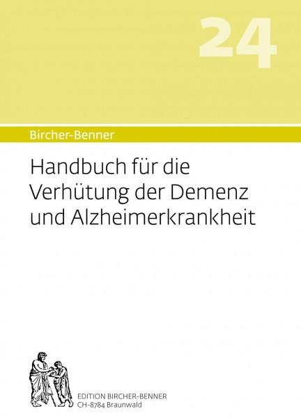 Handbuch für die Verhütung der Demenz und Alzheimerkrankheit