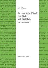 Der arabische Dialekt der Dörfer um Ramallah