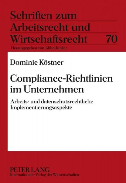 Compliance-Richtlinien im Unternehmen