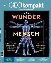 GEOkompakt mit DVD 59/2019 - Der menschliche Körper