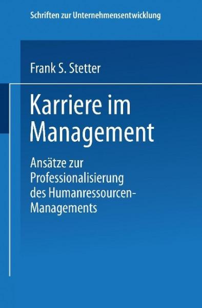Karriere im Management