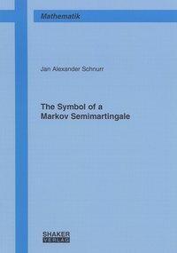 The Symbol of a Markov Semimartingale
