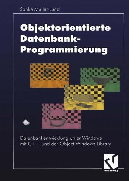 Objektorientierte Datenbankprogrammierung