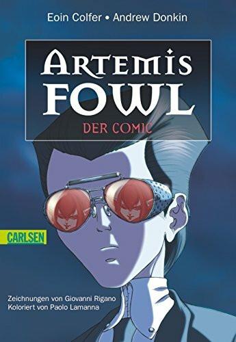 Artemis Fowl 01 (Comic)