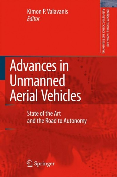 Advances in Unmanned Aerial Vehicles
