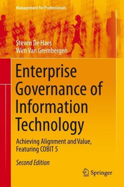 Enterprise Governance of Information Technology