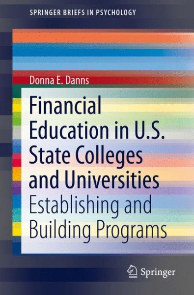 Financial Education in U.S. State Colleges and Universities