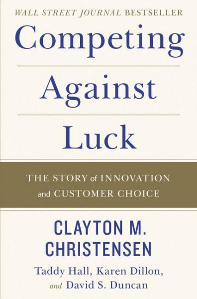 Competing Against Luck