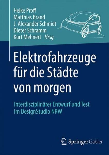 Elektrofahrzeuge für die Städte von morgen