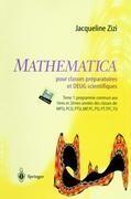 Mathematica TM pour classes préparatoires et DEUG scientifiques