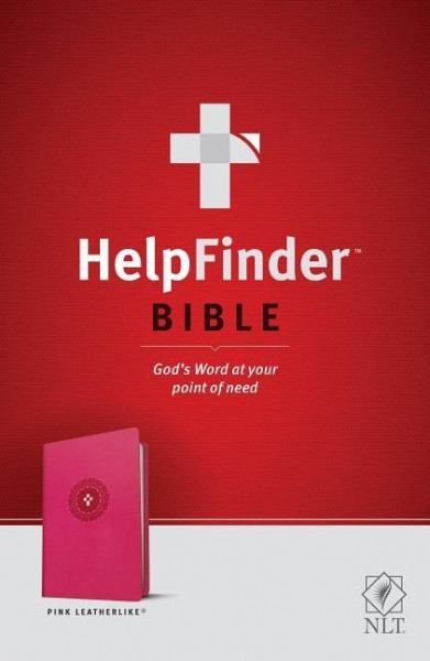 Helpfinder Bible NLT: God's Word at Your Point of Need