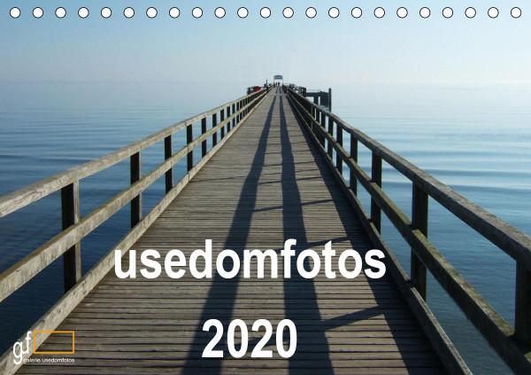 usedomfotos 2020 (Tischkalender 2020 DIN A5 quer)