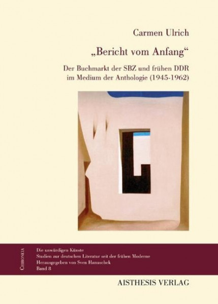 """""""Bericht vom Anfang"""""""