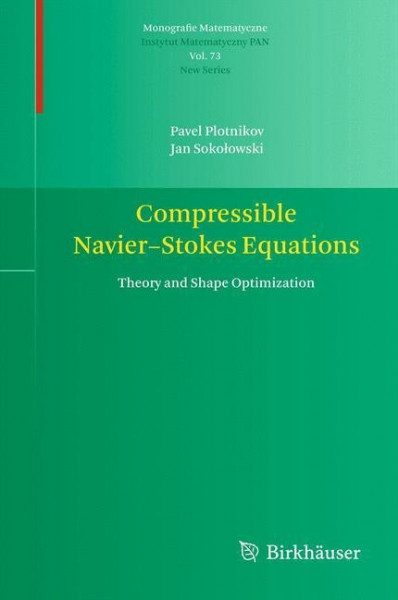 Compressible Navier-Stokes Equations. Theory and Shape Optimization