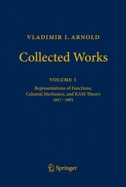 Vladimir I. Arnold - Collected Works