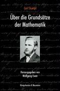 Carl Stumpf: Über die Grundsätze der Mathematik