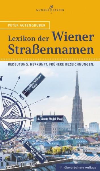 Das Lexikon der Wiener Straßennamen