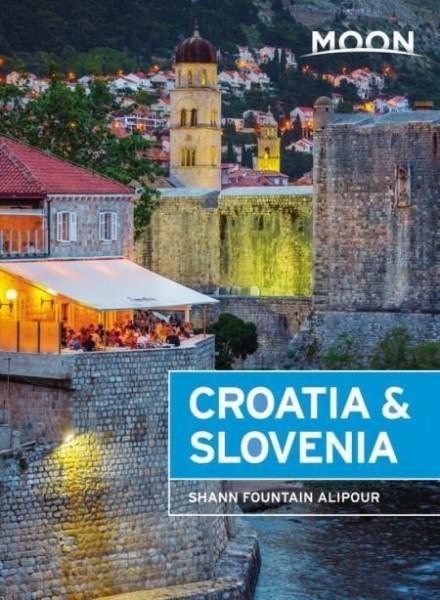 Moon Croatia & Slovenia (Third Edition)