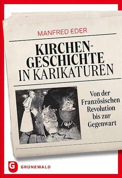 Kirchengeschichte in Karikaturen
