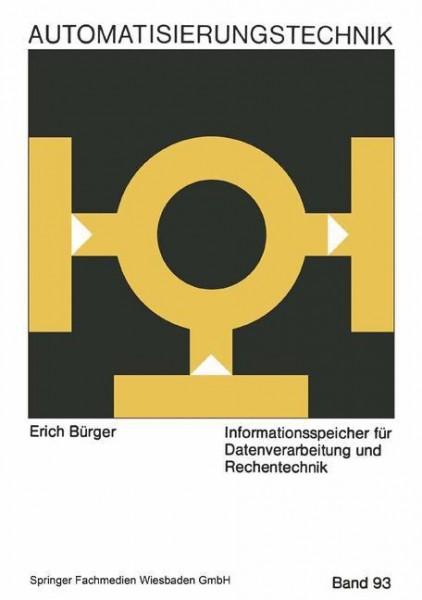 Informationsspeicher für Datenverarbeitung und Rechentechnik