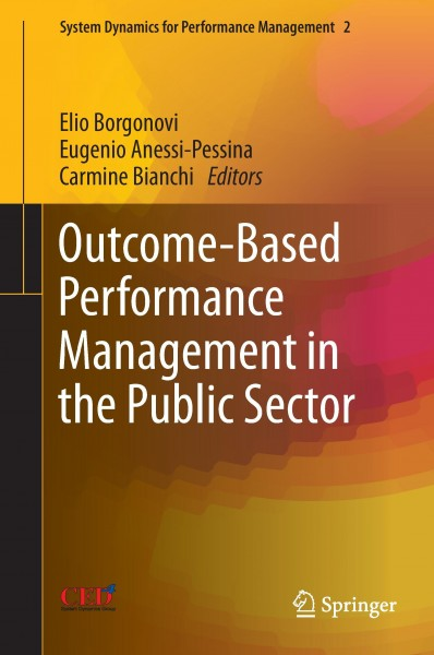 Outcome-Based Performance Management in the Public Sector