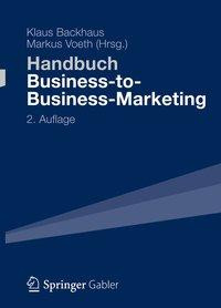 Handbuch Business-to-Business-Marketing