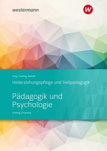 Heilerziehungspflege und Heilpädagogik. Schülerband. Pädagogik und Psychologie